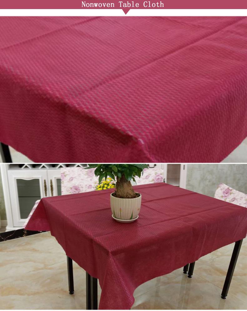 sizes non woven tablecloth wedding patterns Nanqixing
