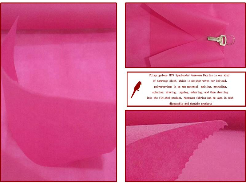 Custom Non Woven Material Suppliers virgin various factory Nanqixing