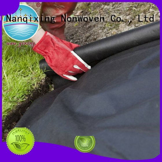 best price weed control fabric greenhouse treated Nanqixing Brand