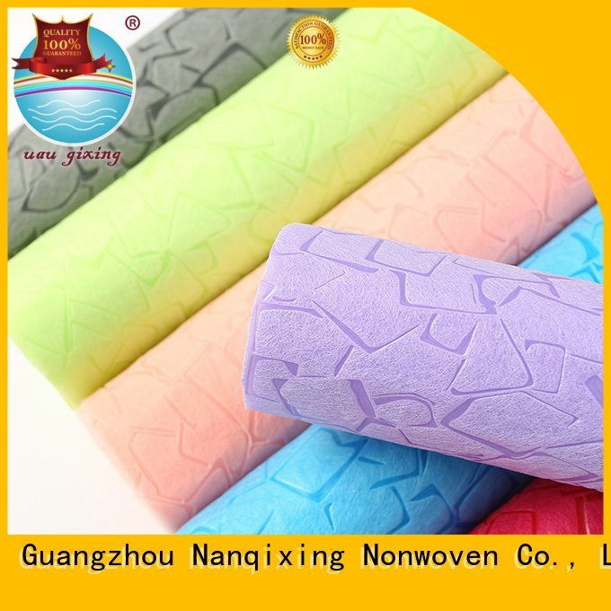 Nanqixing direct Non Woven Material Suppliers textile various