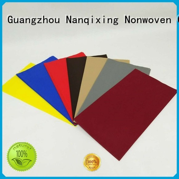 non woven fabric for sale various hotels Nanqixing Brand