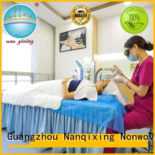 Hot gowns medical nonwovens customized Nanqixing Brand