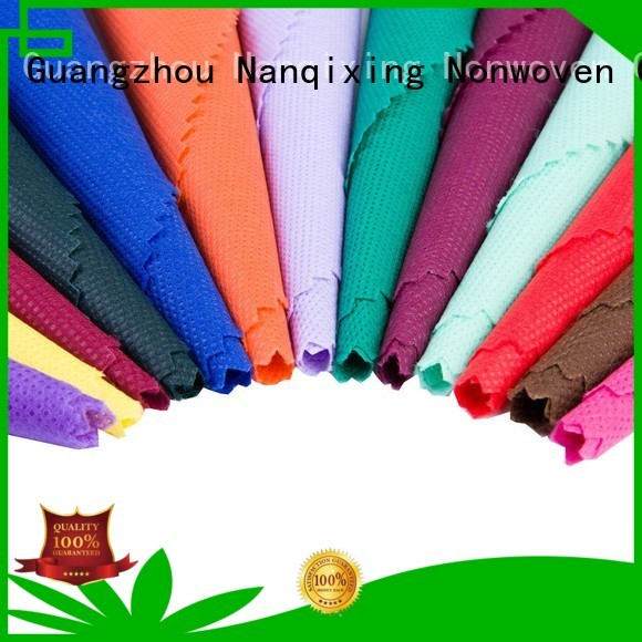 Hot Non Woven Material Suppliers nonwoven Nanqixing Brand