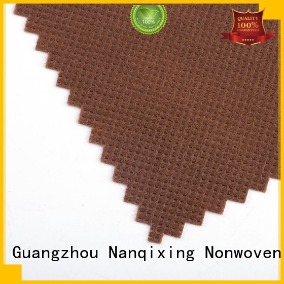 Nanqixing Brand small spunbond non laminated non woven fabric manufacturer good