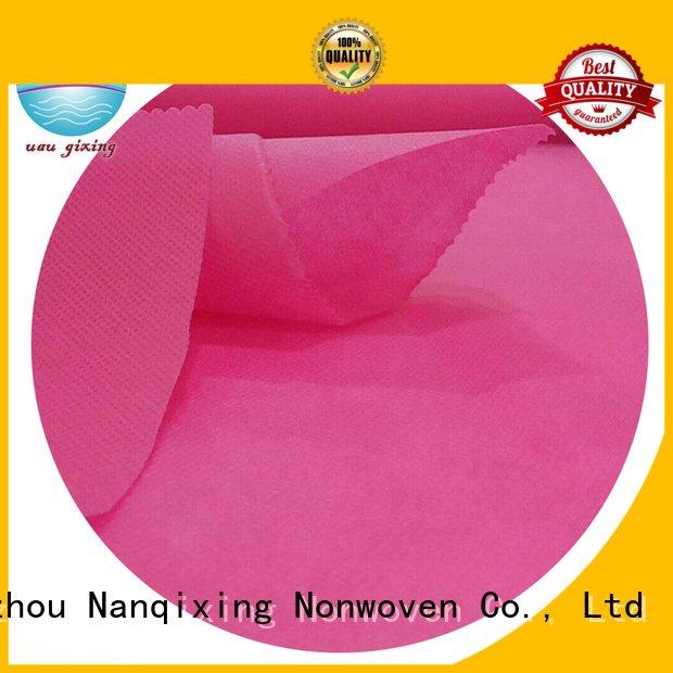 pp non woven fabric bags rolls fabrics Nanqixing
