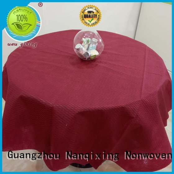 non woven fabric for sale colours style different table Bulk Buy