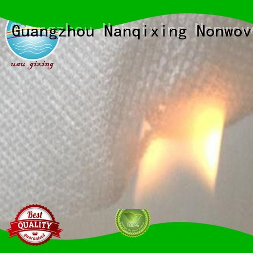 nonwoven spunbonded Nanqixing non woven fabric products