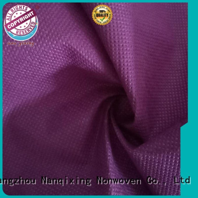 Non Woven Material Wholesale fabric spunbond various Nanqixing