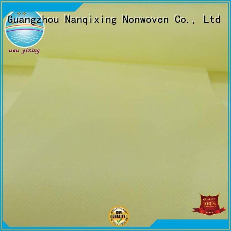non price printing Non Woven Material Wholesale Nanqixing
