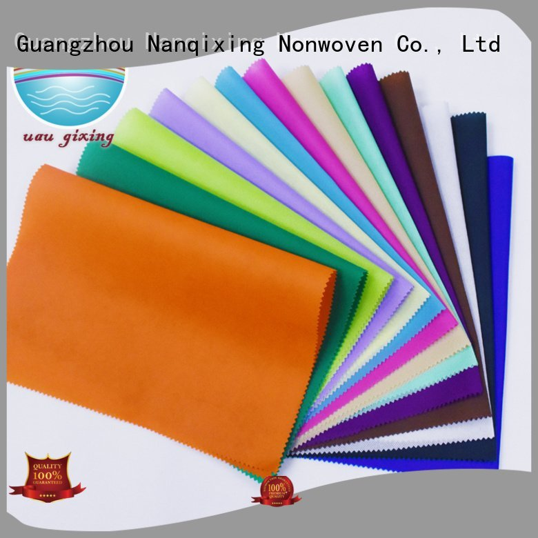 Nanqixing Brand printing direct good Non Woven Material Suppliers customized
