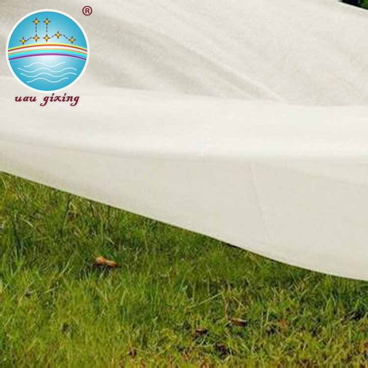 PP spunbond nonwoven weed control cover, weed mat, landscape fabric