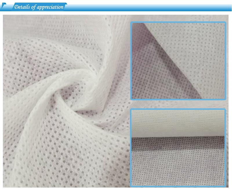 spunbonded pp spunbond nonwoven fabric Nanqixing non woven fabric products