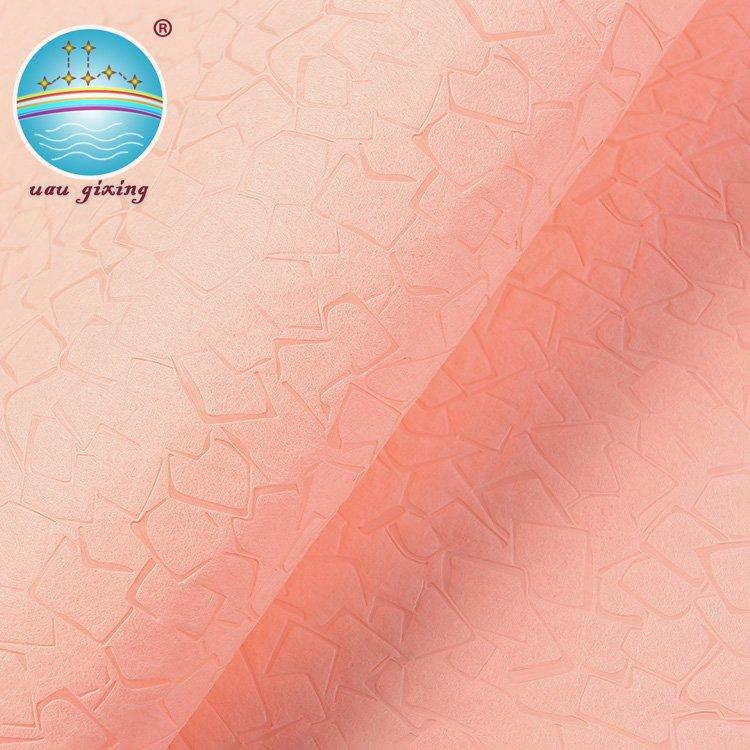 Different Patterns Eco Friendly Polypropylene Spunbond Nonwoven Fabric