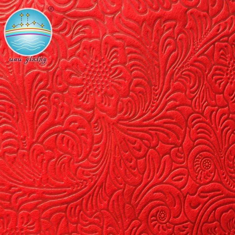 Flower Pattern Eco Friendly Pp Spunbond Nonwoven Fabric