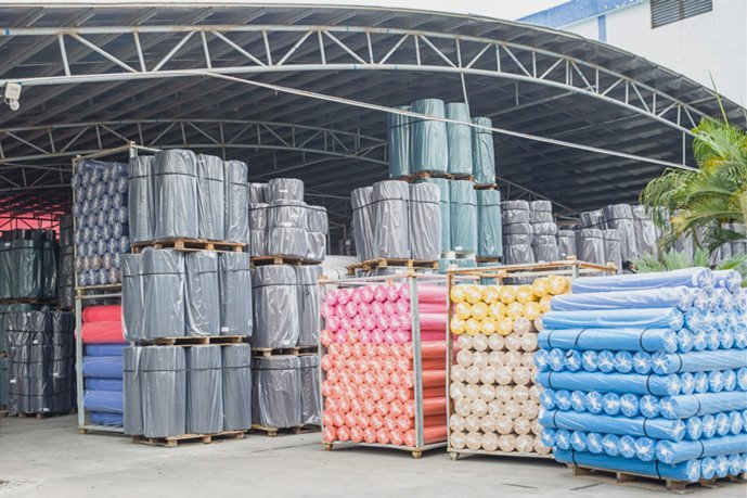 Hot Non Woven Material Wholesale polypropylene Non Woven Material Suppliers textile Nanqixing