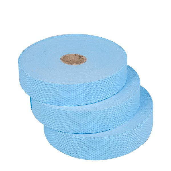 Small Roll Width Nonwoven Rolls for Making Bags