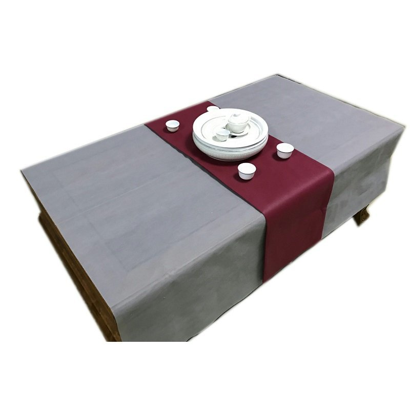 Disposable PP Spunbond Table Cloth With Different Colours