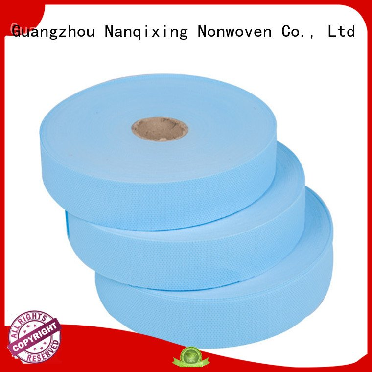 laminated non woven fabric manufacturer with for OEM non woven fabric bags Nanqixing