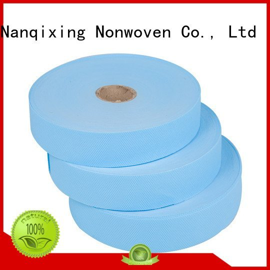 laminated non woven fabric manufacturer width adhesive OEM non woven fabric bags Nanqixing