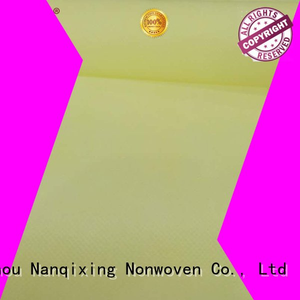 Hot Non Woven Material Wholesale woven Non Woven Material Suppliers high Nanqixing