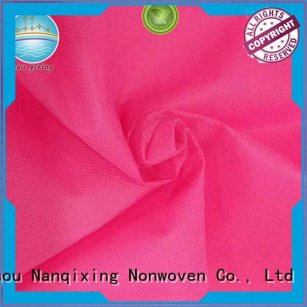 Quality Non Woven Material Wholesale Nanqixing Brand price Non Woven Material Suppliers