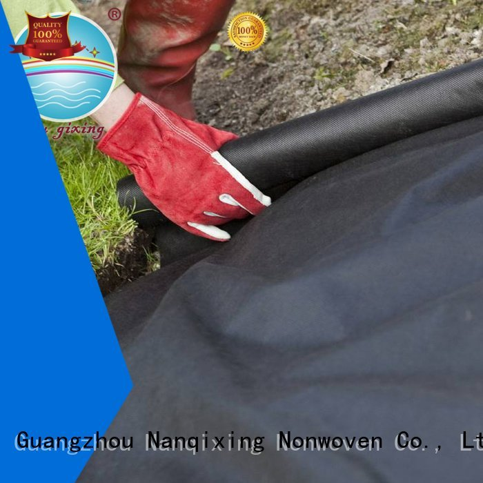 Nanqixing best weed control fabric control agriculture greenhouse spunbond