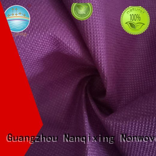 customized hygiene price printing Nanqixing Non Woven Material Wholesale