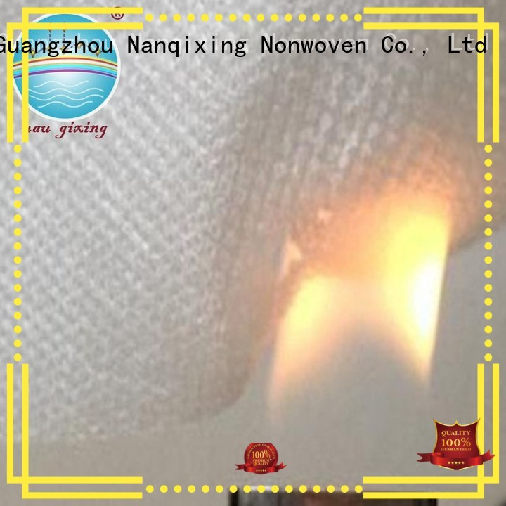 high tensile non woven fabric products Nanqixing Brand