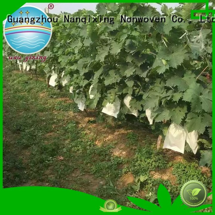 Nanqixing Brand friuts agriculture custom best price weed control fabric