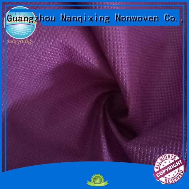 Hot Non Woven Material Wholesale for Non Woven Material Suppliers pp Nanqixing