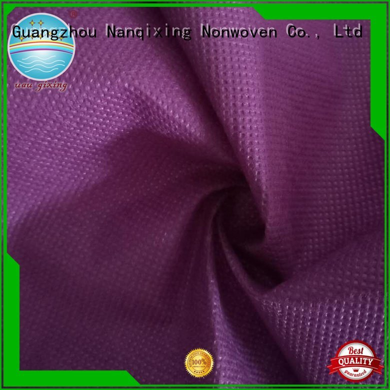 Wholesale textile designs Non Woven Material Suppliers Nanqixing Brand