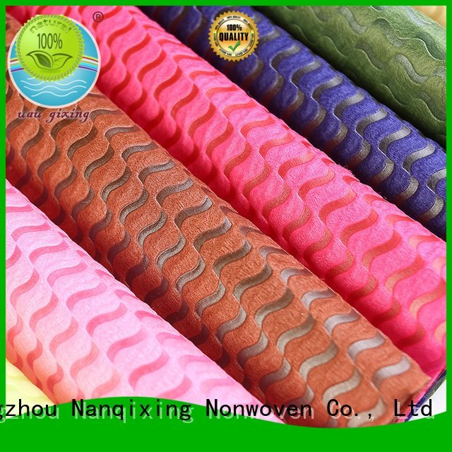 Nanqixing Brand various spunbond Non Woven Material Wholesale applications polypropylene