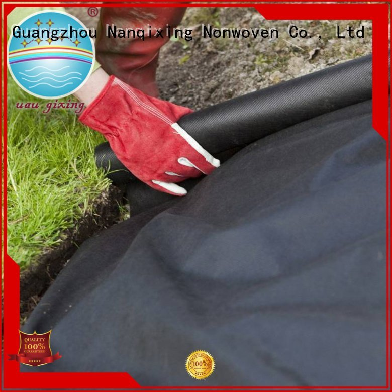 Custom treated best weed control fabric plant best price weed control fabric