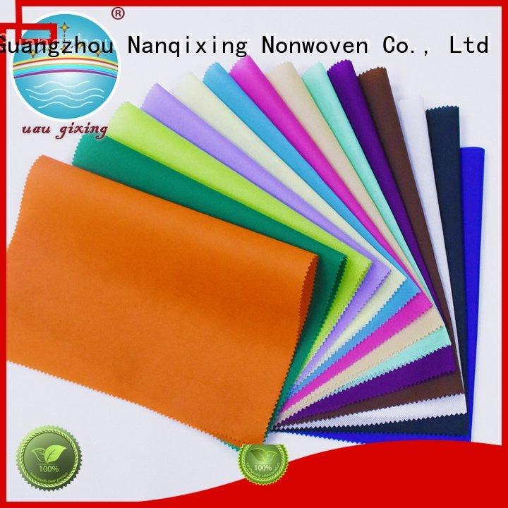 Non Woven Material Wholesale spunbond 100 designs Nanqixing