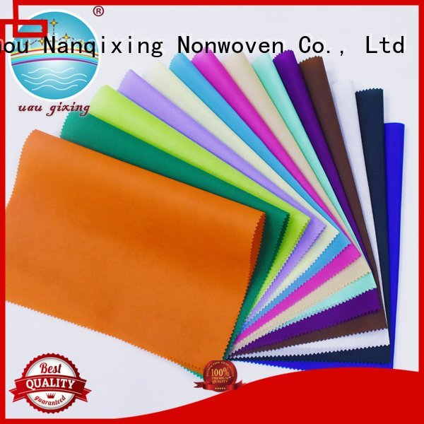 Non Woven Material Wholesale printing Nanqixing Brand Non Woven Material Suppliers