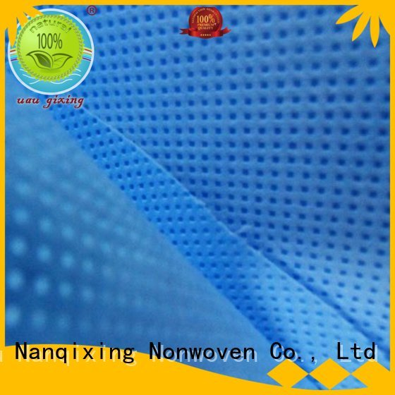for usages calendered soft Nanqixing Non Woven Material Suppliers