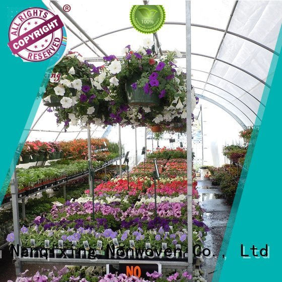 Nanqixing best weed control fabric pp cover greenhouse agriculture