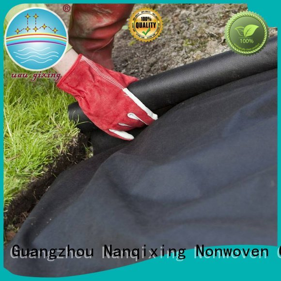 Nanqixing vegetables best weed control fabric cover