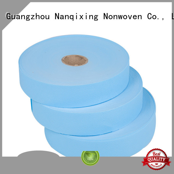with used laminated non woven fabric manufacturer Nanqixing manufacture