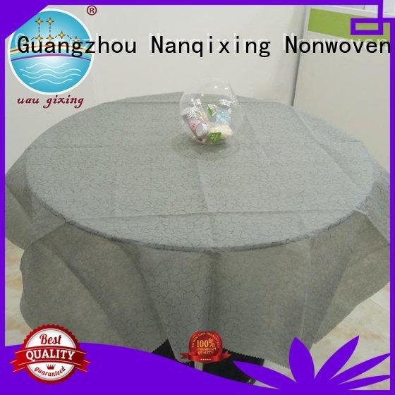 table tnt non woven fabric for sale beautiful designs Nanqixing Brand