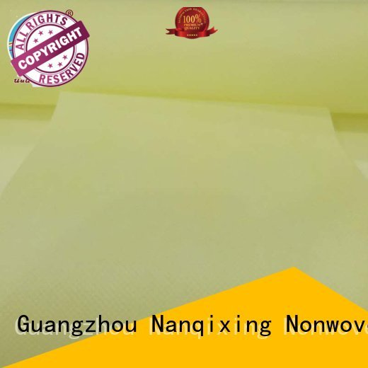 Custom woven Non Woven Material Suppliers spunbond Non Woven Material Wholesale