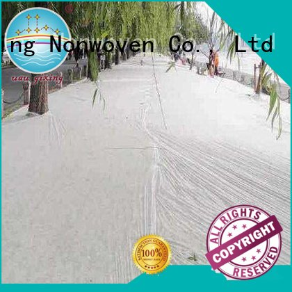 treated spunbond vegetables best weed control fabric Nanqixing