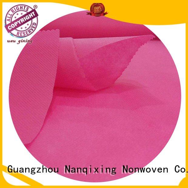 Wholesale fabrics adhesive non woven fabric bags Nanqixing Brand