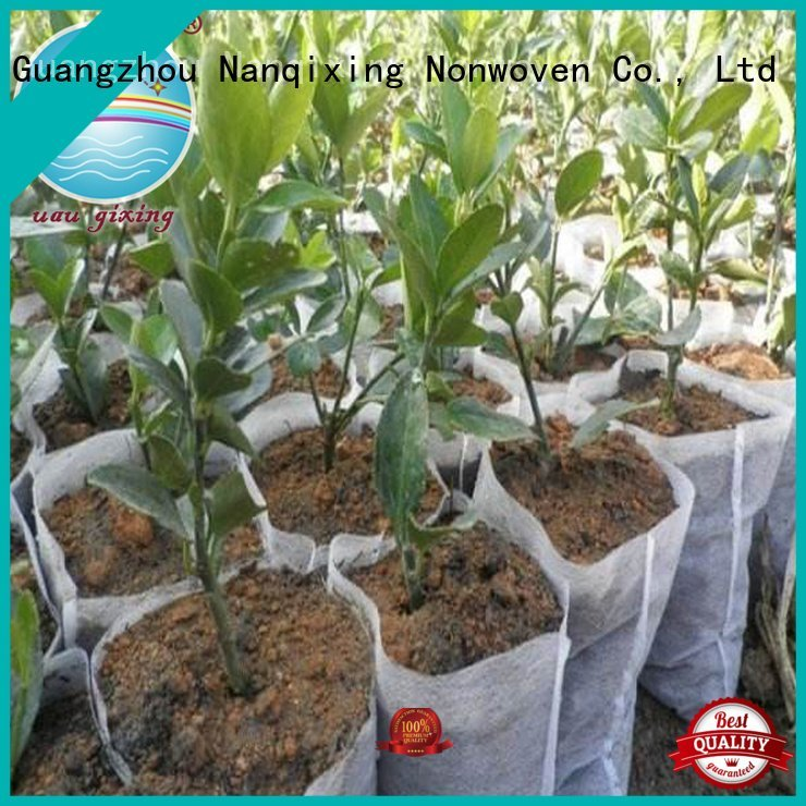 Nanqixing durable ecofriendly best weed control fabric