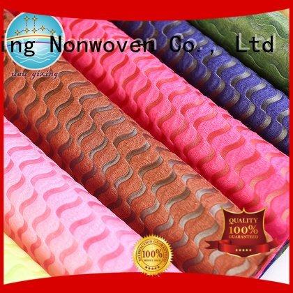 customized nonwoven designs Nanqixing Non Woven Material Wholesale