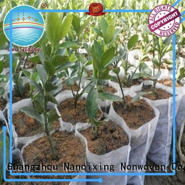 Wholesale plant best price weed control fabric Nanqixing Brand