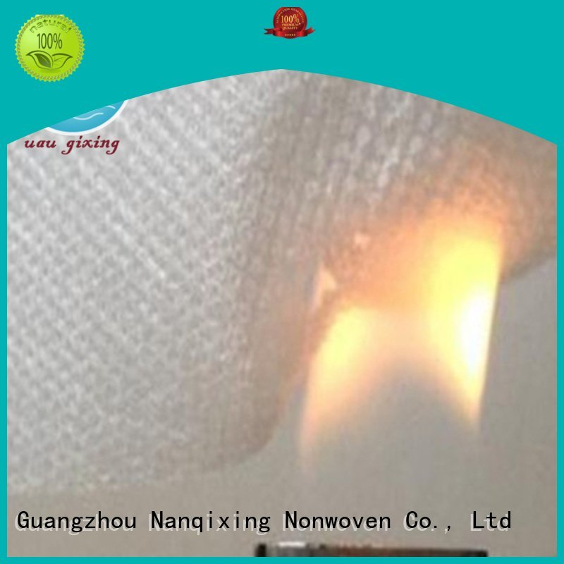 Nanqixing Brand tensile non woven fabric products spunbond box