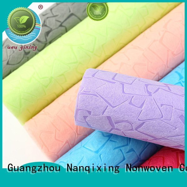 Nanqixing Non Woven Material Suppliers for designs ecofriendly printing