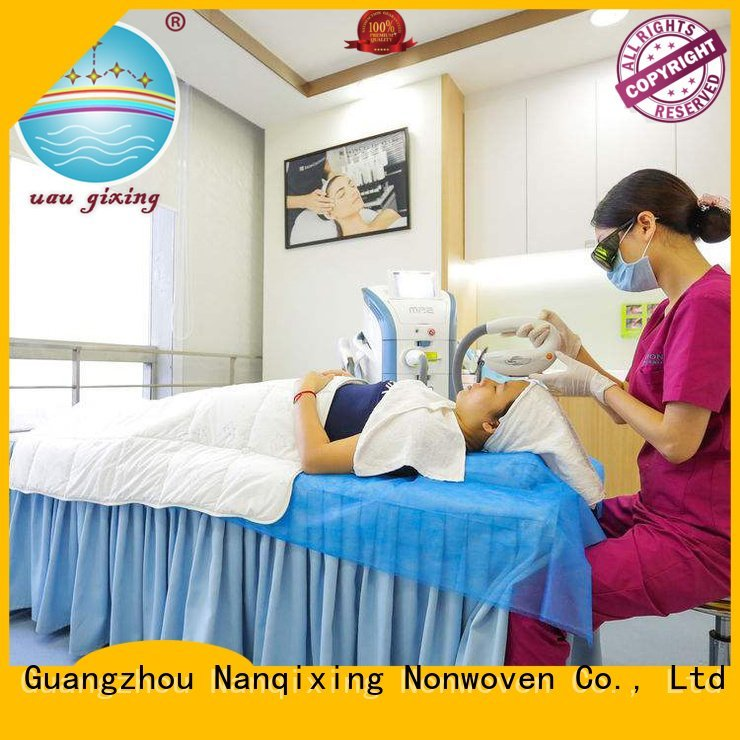 Nanqixing nonwoven non woven medical products textile fabric