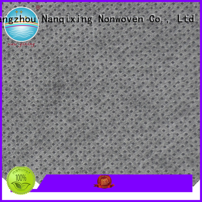Wholesale soft Non Woven Material Wholesale Nanqixing Brand